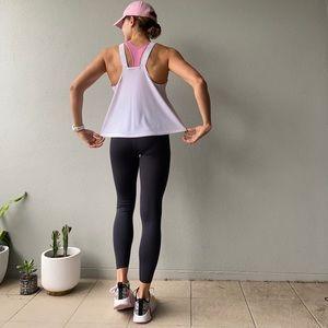 Nike // White Singlet